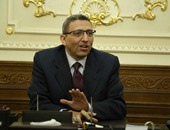 المستشار أحمد سعد الأمين العام لمجلس النواب