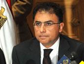 المستشار أشرف العشماوى أمين لجنة تنمية النوبة