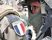 أفراد من الجيش الفرنسى - أرشيفية