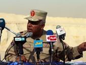 اللواء كامل الوزير رئيس أركان الهيئة الهندسية للقوات المسلحة