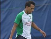 محمد عبد الشافى لاعب أهلى جدة