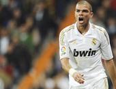 بيبى مدافع ريال مدريد