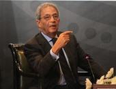 عمرو موسى الأمين العام السابق لجامعة الدولة العربية