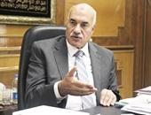 الدكتور أحمد مصطفى رئيس القابضة للغزل