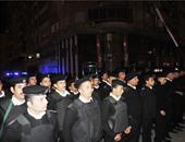 اللواء زكى حسام الدين مدير الإدارة