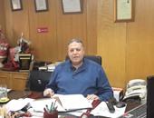 أشرف عبد القادر مدير إدارة البحث الجنائى بالبحيرة