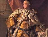 الملك جورج الثالث ملك بريطانيا