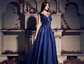 جانب من الفساتين
