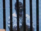 جانب من محاكمة مرسى