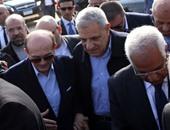 المهندس إبراهيم محلب رئيس مجلس الوزراء المصرى