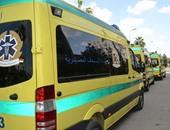 سيارات إسعاف أرشيفية