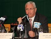 وزير التعليم العلى السيد عبد الخالق