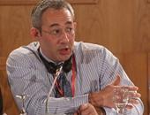 الدكتور حسين جوهر أمين لجنة العلاقات الخارجية للحزب المصرى الديمقراطى