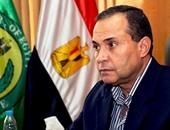 اللواء أحمد بهاء الدين القصاص محافظ الإسماعيلية