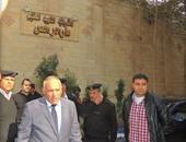 اللواء حسام المناوى مساعد وزير الداخلية مدير أمن الأقصر