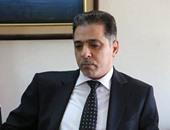 محمد سالم الغبان وزير الداخلية العراقى