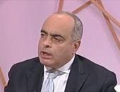 السفير عمرو أبو العطا مندوب مصر الدائم لدى الأمم المتحدة