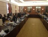 اجتماع لمسئولى مصر والسودان - ارشيفية