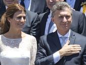 ماوريسيو ماكرى الرئيس الارجنتينى