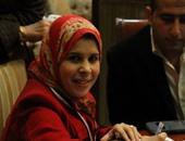 منى عبد العاطى عضو لجنة التعليم بمجلس النواب