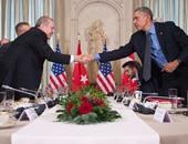 اوباما و أردوغان