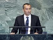 مبعوث الأمم المتحدة للشرق الأوسط نيكولاى ميلادينوف