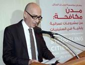خالد سرور رئيس قطاع الفنون التشكيلية