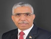اللواء محمد الغباشى نائب رئيس حزب حماة الوطن