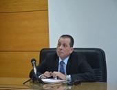 اللواء أحمد جنينة رئيس الشركة القابضة للمطارات والملاحة الجوية