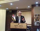اللواء أمين راضى الأمين العام لحزب المؤتمر