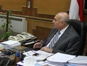 أحمد مصطفى رئيس الشركة القابضة لصناعة الغزل والنسيج