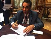 ثروت بخيت عضو لجنة الشئون التشريعية بالبرلمان