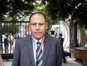 النائب رياض عبد الستار عضو لجنة  حقوق الإنسان بمجلس النواب