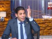سعيد حساسين رئيس الهيئة البرلمانية لحزب السلام الديمقراطى بمجلس النواب