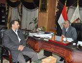اللواء محمود عشماوى محافظ الوادي الجديد