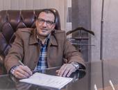 المهندس محمد البستانى عضو شعبه الاستثمار العقارى