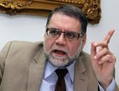 مختار نوح عضو المجلس القومى للحقوق الإنسان