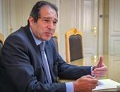 حسام الخولى نائب رئيس حزب الوفد المستقيل