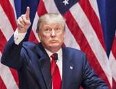 المرشح الجمهورى ترامب