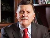 فايز السراج رئيس حكومة الوفاق الوطنى الليبي