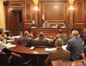 """لجنة الشئون المالية بـ""""الشيوخ"""""""