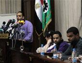 الدكتور شادى الغزالى حرب عضو المكتب التنفيذى لتيار الشراكة الوطنية