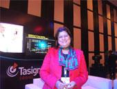 الدكتورة رباب جعفر أستاذ علاج الأورام بالمعهد القومى للأورام