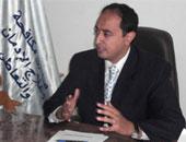 عمرو عثمان مدير صندوق مكافحة الادمان التابع لوزارة التضامن الإجتماعى