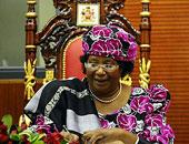 رئيسة مالاوى السابقة جويس باندا