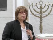ماجدة هارون رئيسة الطائفة اليهودية فى مصر