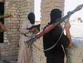 مسلحون فى سوريا - صورة أرشيفية