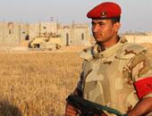 قوات الجيش فى سيناء – صورة أرشيفية