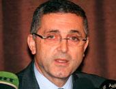 على حيدر وزير المصالحة الوطنية فى الحكومة السورية