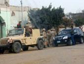 قوات الجيش فى سيناء